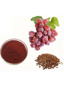 Grape Seed Extract (proanthocyanidins) สารสกัดเมล็ดองุ่น