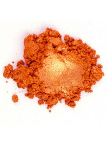 Orange Red Mica แดงอ่อน อมส้ม (ขนาด A)