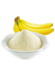 Banana Powder (Freeze-dried, Pure)