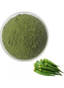 Okra (กระเจี๊ยบเขียว) Powder (Freeze-dried, Pure)
