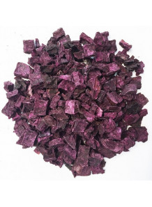 Sweet Purple Potato Cube (Freeze-dried, Pure)