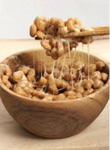 Natto (Nattokinase) ถั่วนัตโต๊ะ