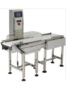เครื่องตรวจสอบน้ำหนัก 10-5000g (0.5g, 70ชิ้น/นาที)