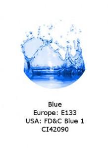 Blue Powder (E133 / FD&C Blue 1)