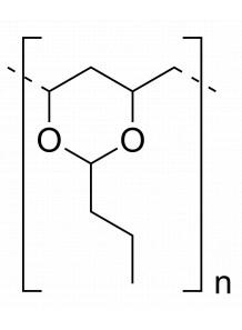 Polyvinyl butyral (PVB B03HX) (10-30cps, 18-21% PVOH)