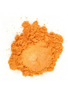 Orange Mica ส้ม (ขนาด A)